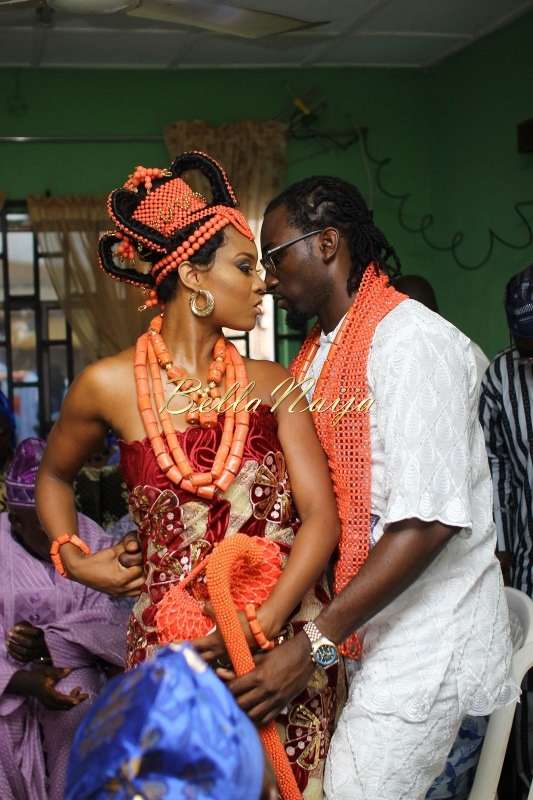 Osas Ighodaro & Gbenro Ajibade's Traditional Wedding in Benin - June 2015 -IMG_5007