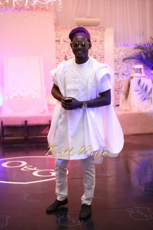 Osas Ighodaro & Gbenro Ajibade's Traditional Wedding in Benin - June 2015 -IMG_5081