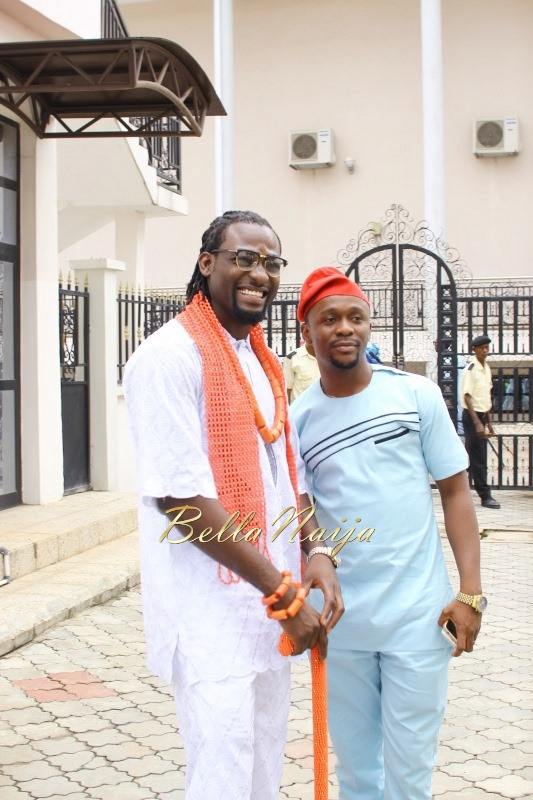 Osas Ighodaro & Gbenro Ajibade's Traditional Wedding in Benin - June 2015 -IMG_5092