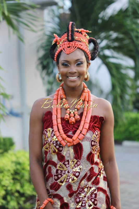 Osas Ighodaro & Gbenro Ajibade's Traditional Wedding in Benin - June 2015 -IMG_5238