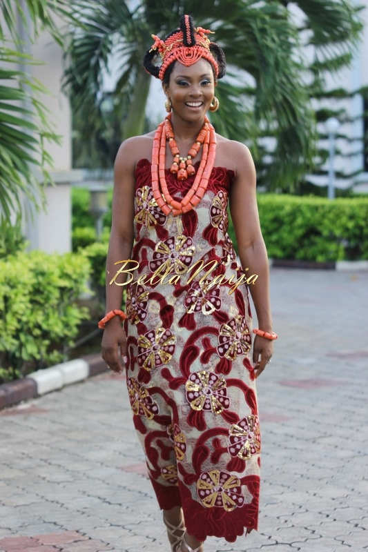 Osas Ighodaro & Gbenro Ajibade's Traditional Wedding in Benin - June 2015 -IMG_5239