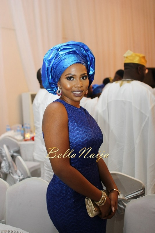 Osas Ighodaro & Gbenro Ajibade's Traditional Wedding in Benin - June 2015 -IMG_5342