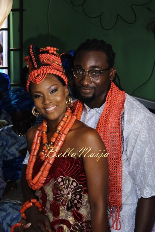Osas Ighodaro & Gbenro Ajibade's Traditional Wedding in Benin - June 2015 -IMG_9934