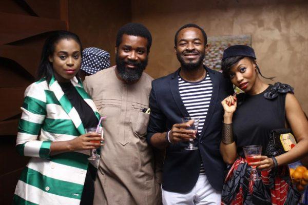 Ozinna Anumudu, Enyi Omeruah, OC Ukeje & TemiDollface