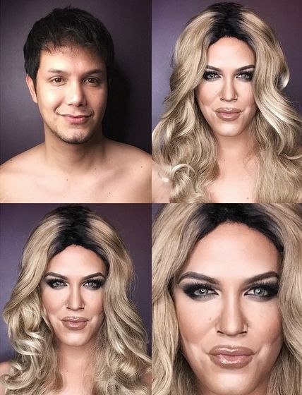 Paolo Ballesteros Makeup Transformations - BellaNaija - June 2015002