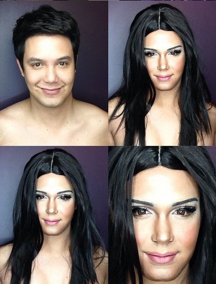 Paolo Ballesteros Makeup Transformations - BellaNaija - June 2015003