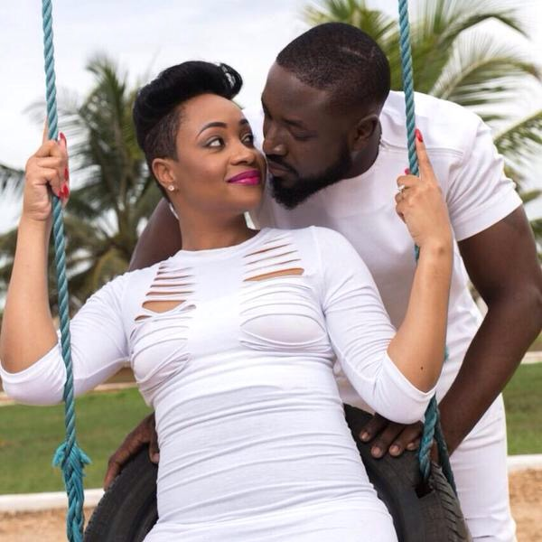 Pokello and Elikem pre wedding 2