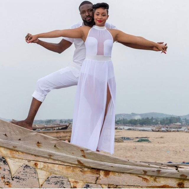 Pokello and Elikem pre wedding 3