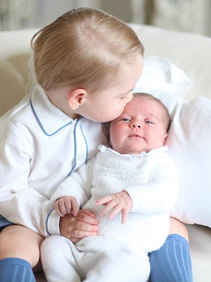 Prince George & Princess Charlotte - 01