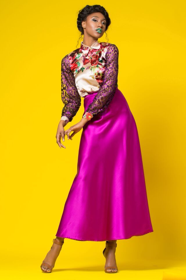 Queen E Collection Vividly Royal Collection Lookbook - Bellanaija - June2015015
