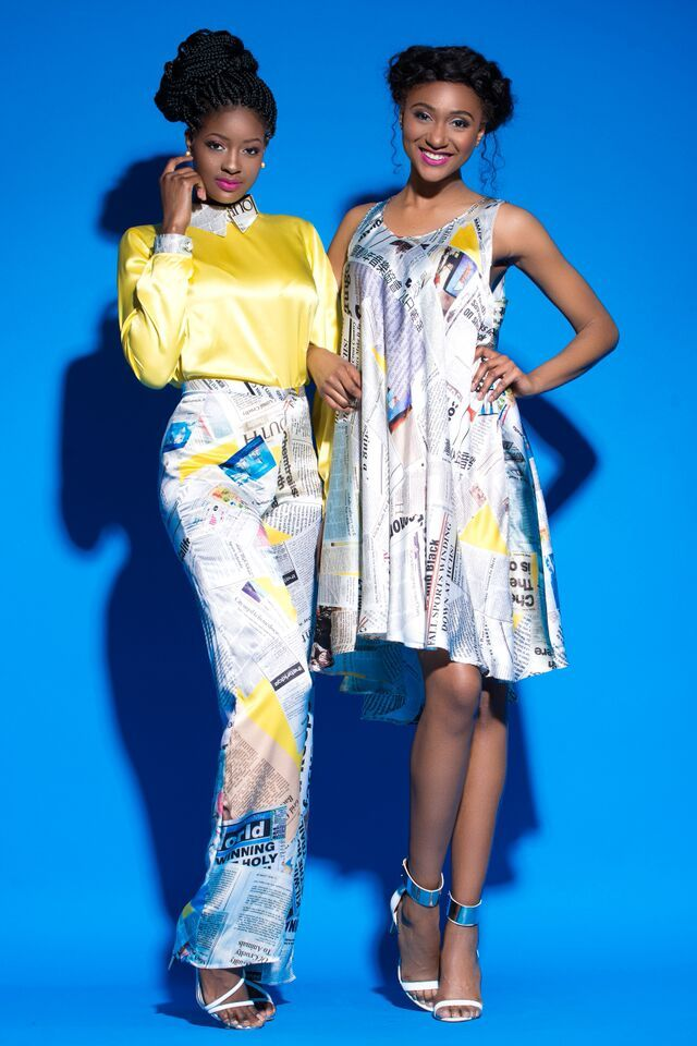 Queen E Collection Vividly Royal Collection Lookbook - Bellanaija - June2015029