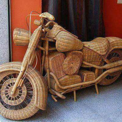 Raffia Motorcycle