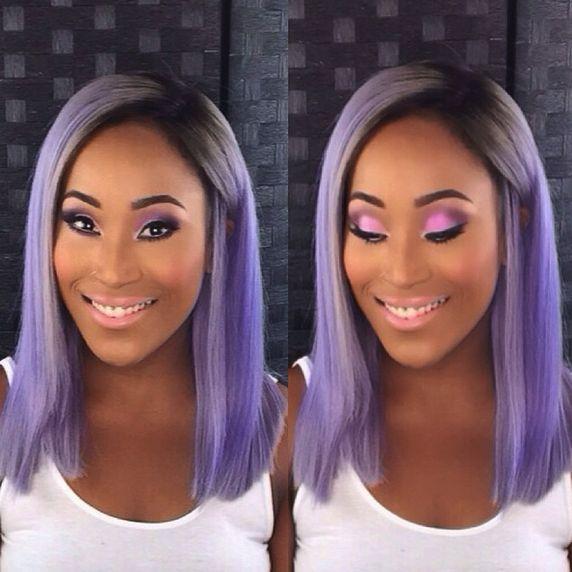 Rasheeda of OTS Beauty Makeup Tutorial with Nqobile - BellaNaija - June2015001