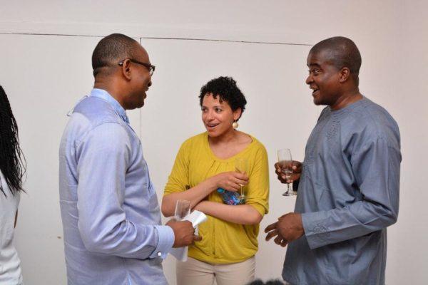 Kelechi Obi, Mr. & Mrs. Bolaji Akran