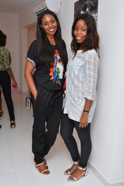 Bridget Awosika & Ann Ogunsulire
