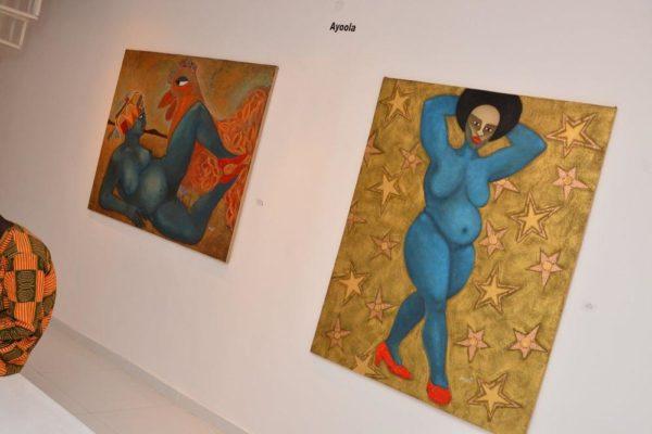 Works by Ayoola Gbolahan