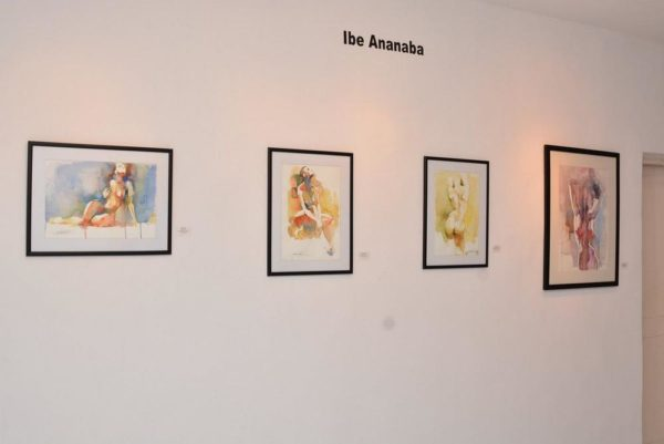 Works by Ibe Ananaba