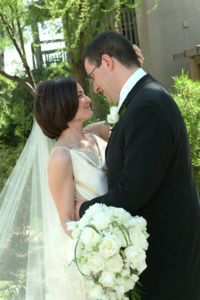 Sheryl Sandberg & Dave Goldberg wedding