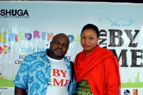 Akinloye Tofowomo & Abimbola Okoya (Council member of NBA)