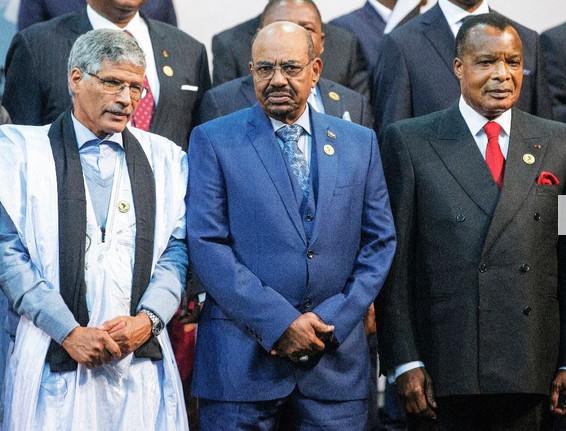 Sudanese President BellaNaija