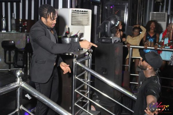 Superstar_Bryan_Okwara_and_Iyanya_on_set