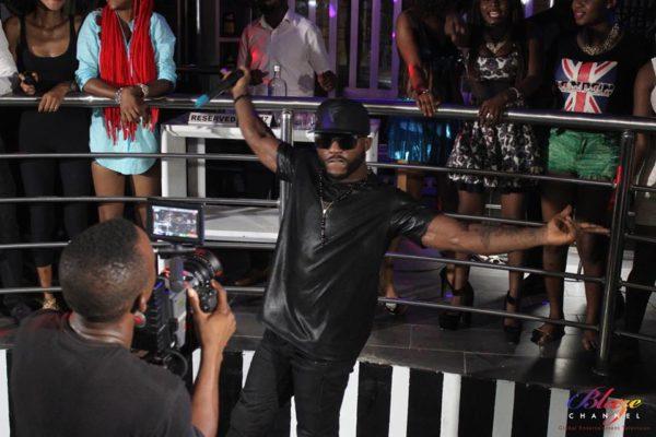 Superstar_Iyanya_on_set