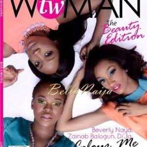 TW Magazine Beauty Edition - BellaNaija - June2015