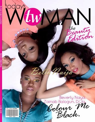 TW Magazine Beauty Edition - BellaNaija - June2015