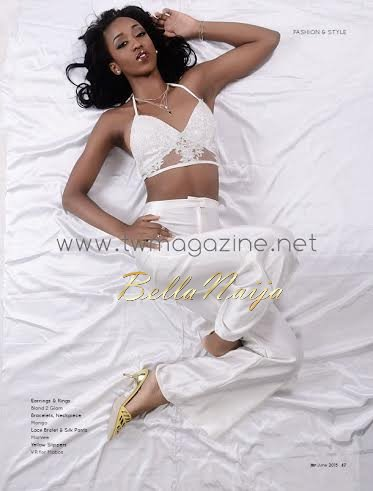 TW Magazine Beauty Edition - BellaNaija - June2015001