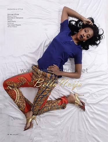 TW Magazine Beauty Edition - BellaNaija - June2015002