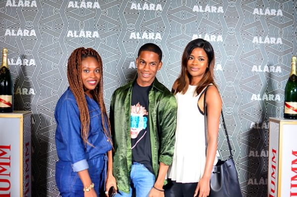 Temi Abudu, Denola Adepetun & Ore Runsewe