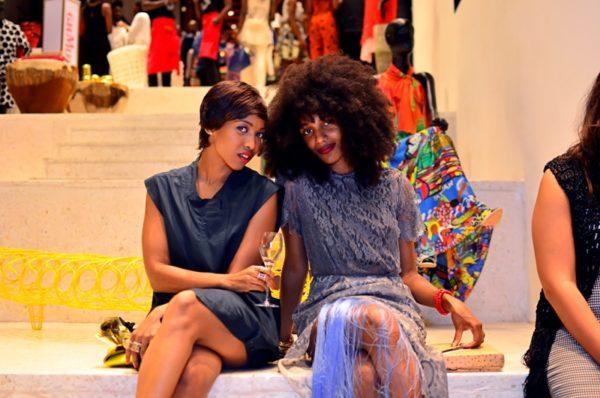 Temi Dollface & Yagazie