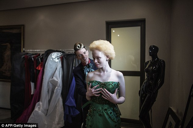 Thando Hopa - BellaNaija - June2015001