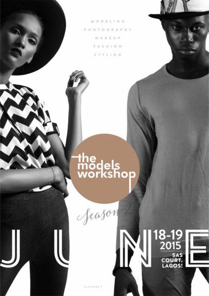 The Models Workshop Flyer-front
