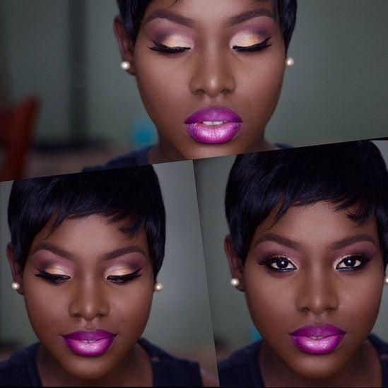 Titilola Gbenjo Makeup Tutorial - Bellanaija - June2015