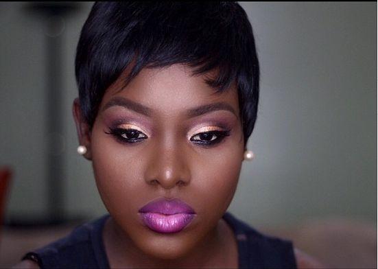 Titilola Gbenjo Makeup Tutorial - Bellanaija - June2015001
