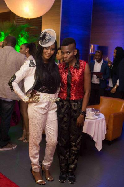 Toni Tones & Ayo Elizabeth Olaogun