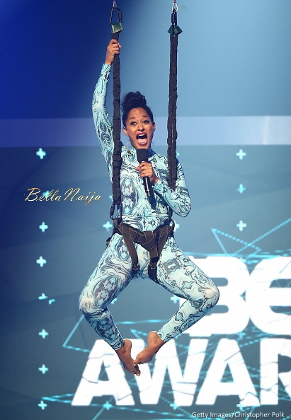 Tracee Ellis Ross Anthony Anderson BET Awards BellaNaija (1)