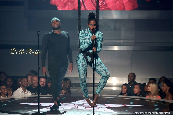 Tracee Ellis Ross Anthony Anderson BET Awards BellaNaija (2)