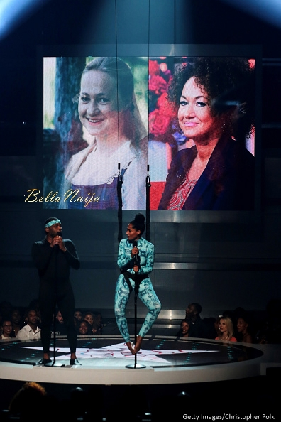 Tracee Ellis Ross Anthony Anderson BET Awards BellaNaija (3)