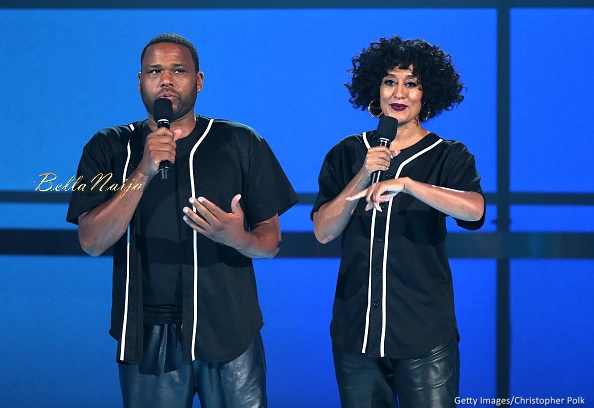 Tracee Ellis Ross Anthony Anderson BET Awards BellaNaija (6)