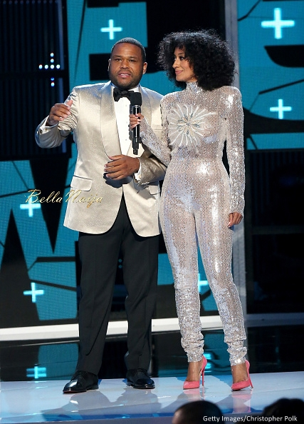 Tracee Ellis Ross Anthony Anderson BET Awards BellaNaija (7)