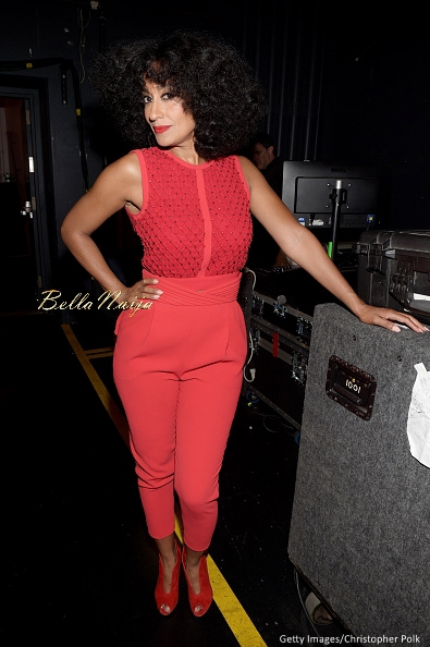 Tracee Ellis Ross Anthony Anderson BET Awards BellaNaija (9)