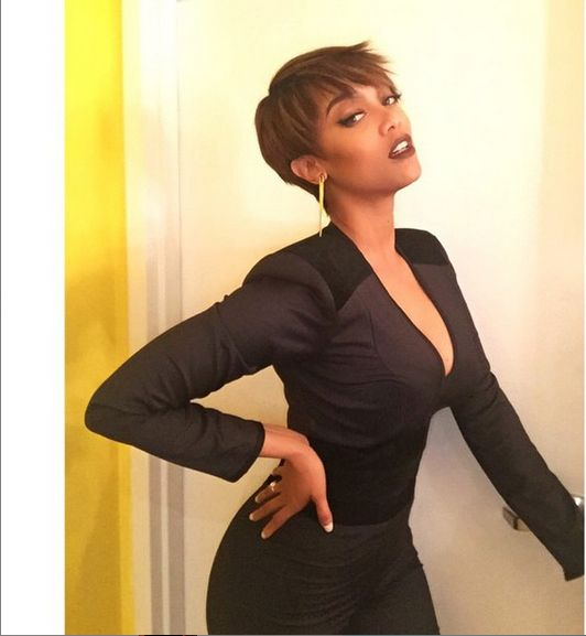 "Tyra Banks On The Runway: Tyra Banks Says Models ""Have To Be Slimmer Than Slim"", Be"