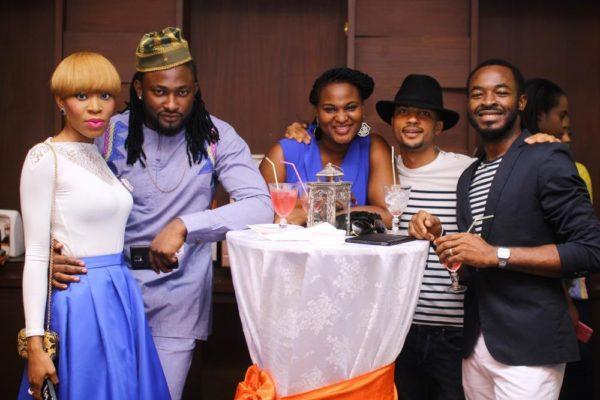 Ugonna Omeruo, Uti Nwachukwu, Busola Komolafe, Dimeji Alara & OC UKeje