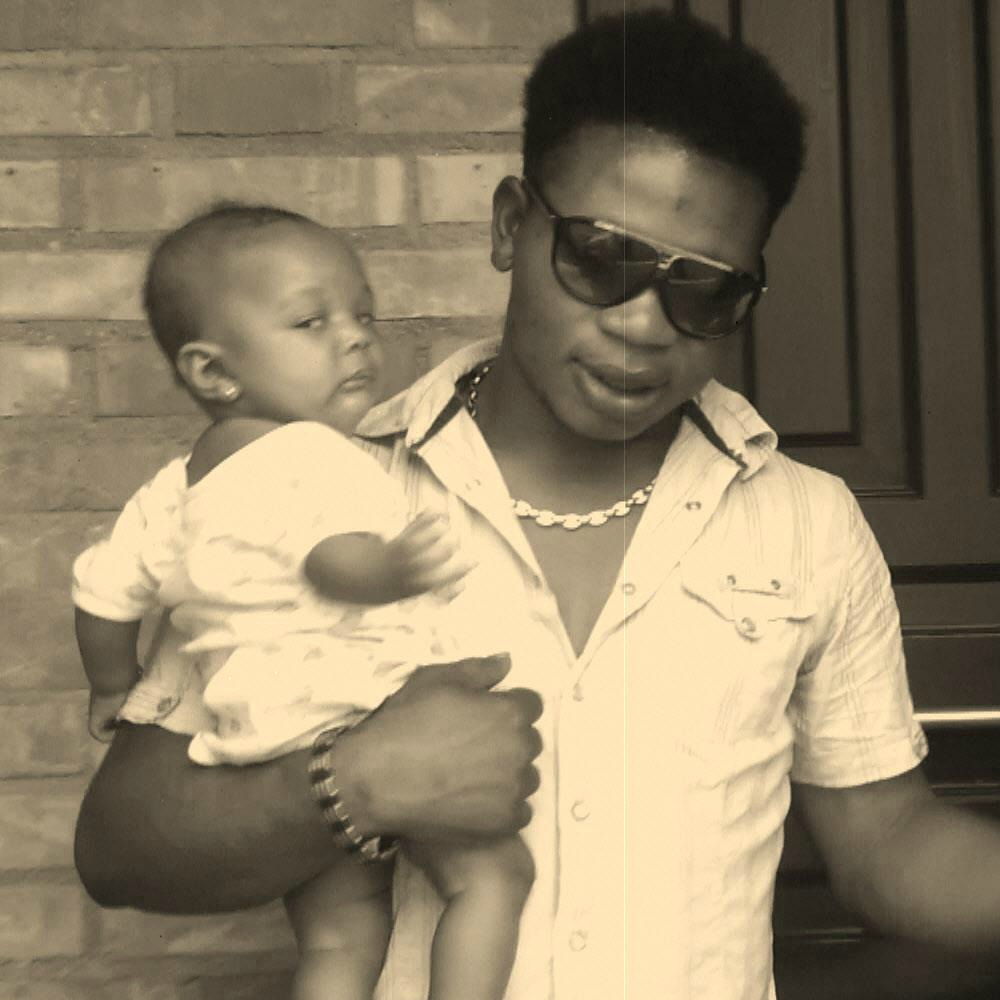 Vic O & daughter
