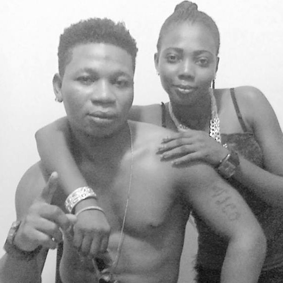 Vic O & fiancee Blessing 2