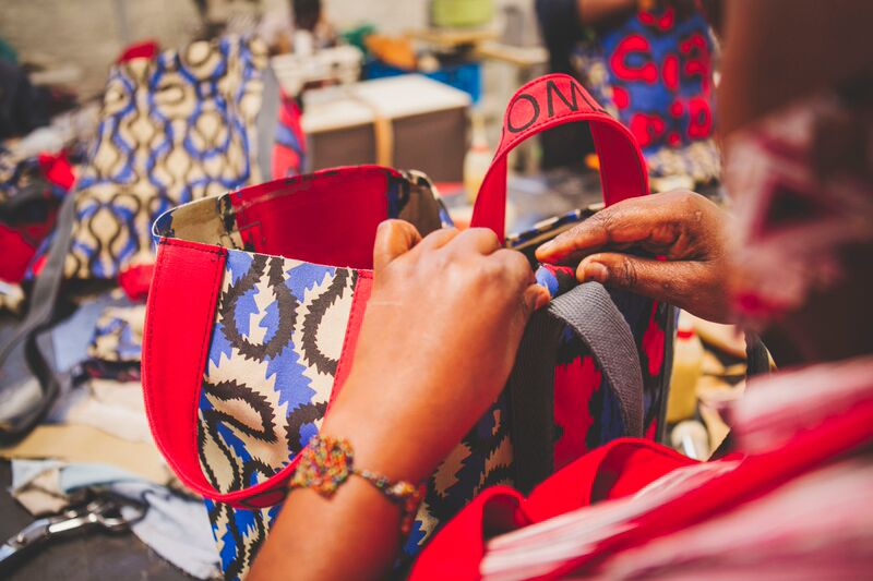Vivienne Westwood X Ethical Fashion Initiative Celebrate 10th Anniversary of Africa Bags - BellaNaija - June20150011