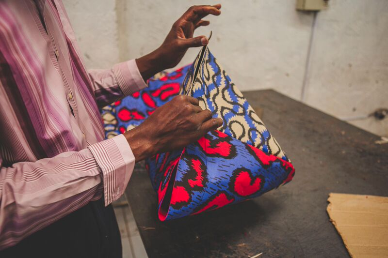Vivienne Westwood X Ethical Fashion Initiative Celebrate 10th Anniversary of Africa Bags - BellaNaija - June2015005