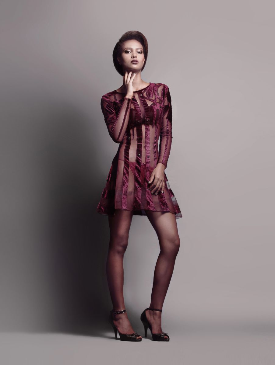 Weiz Dhurm Franklyn Autumn De Crocus Collection Lookbook - Bellanaija - June2015001